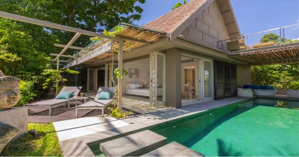 Contemporary Headland 3 Bed Villa on Taling Ngam