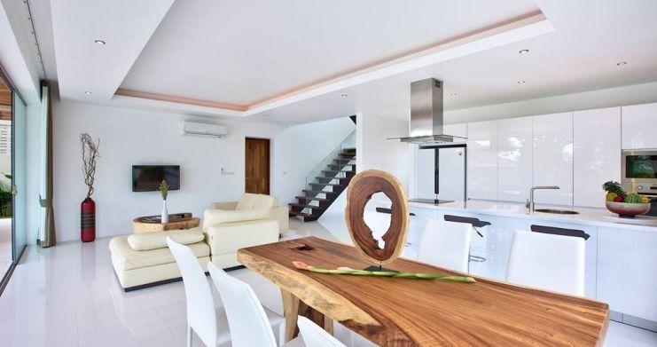Modern Luxury Private Pool Villas in Peaceful Maenam -2