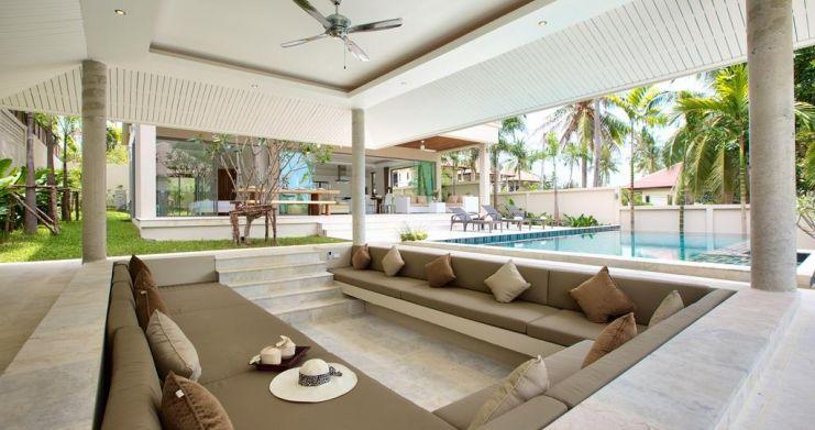 Modern Luxury Private Pool Villas in Peaceful Maenam -1