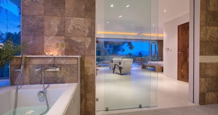 Modern Luxury Private Pool Villas in Peaceful Maenam -19