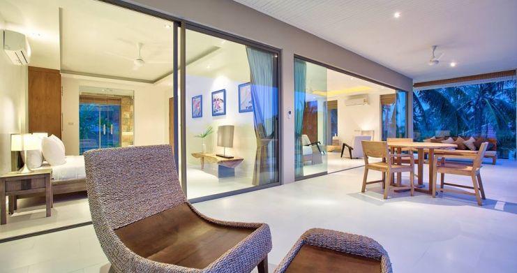 Modern Luxury Private Pool Villas in Peaceful Maenam -16