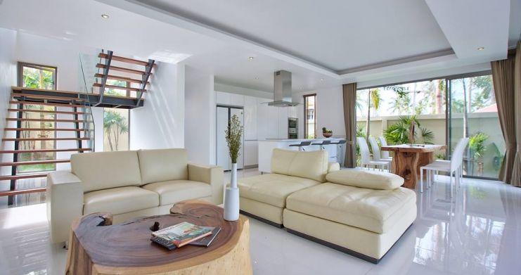 Modern Luxury Private Pool Villas in Peaceful Maenam -3