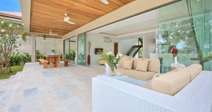 Modern Luxury Private Pool Villas in Peaceful Maenam -22
