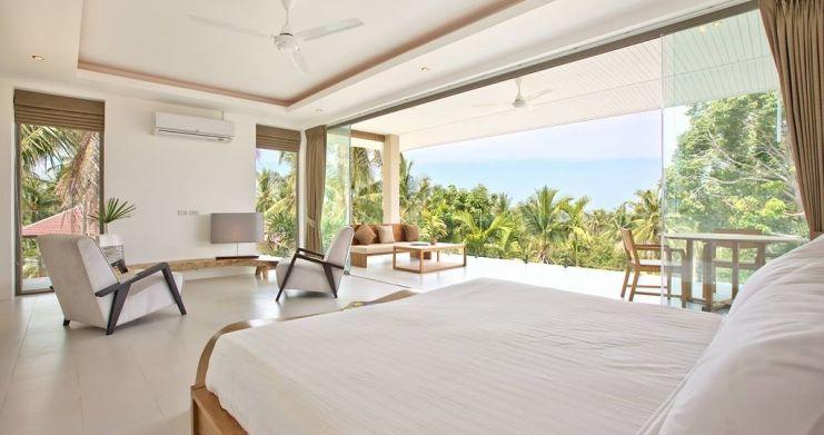 Modern Luxury Private Pool Villas in Peaceful Maenam -5