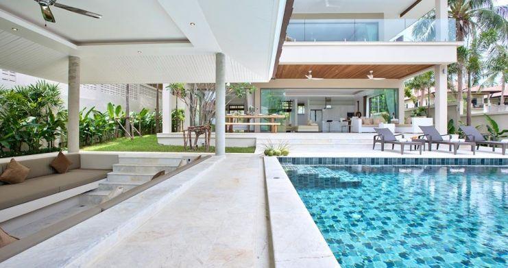 Modern Luxury Private Pool Villas in Peaceful Maenam -7