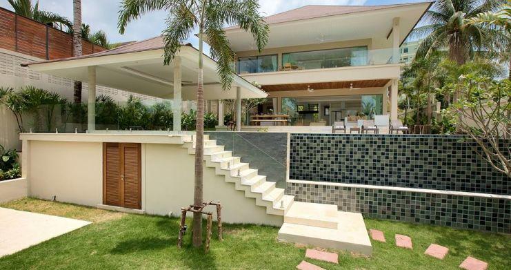 Modern Luxury Private Pool Villas in Peaceful Maenam -14