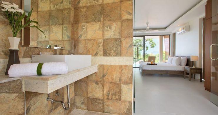 Modern Luxury Private Pool Villas in Peaceful Maenam -10