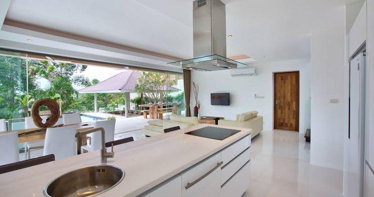 Modern Luxury Private Pool Villas in Peaceful Maenam -8