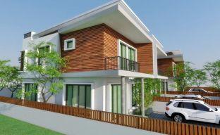 Modern 3 Bedroom Sea View Pool Villas in Bophut