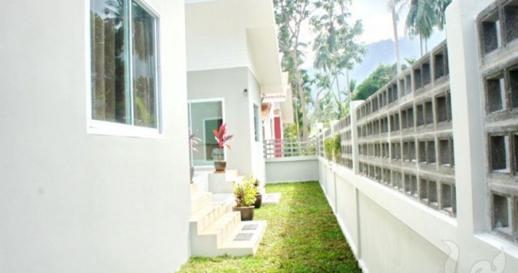 5 Bedroom Luxury Pool Villa for Sale in Peaceful Lamai -8