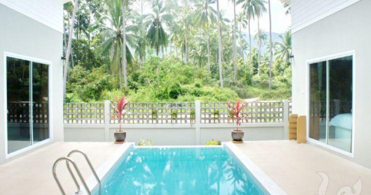5 Bedroom Luxury Pool Villa for Sale in Peaceful Lamai -3