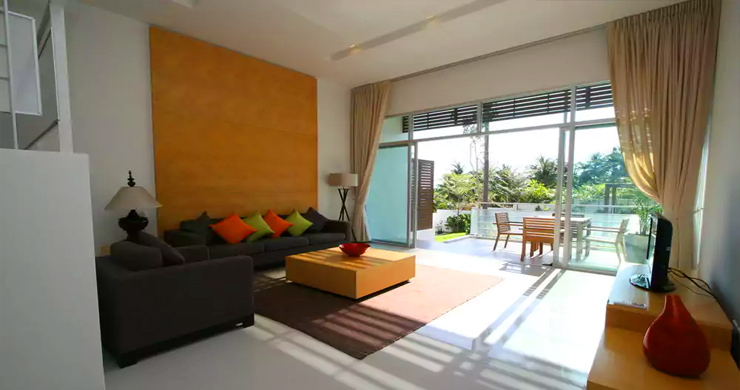 Modern 2 Bedroom Freehold Condo In Choeng Mon-3