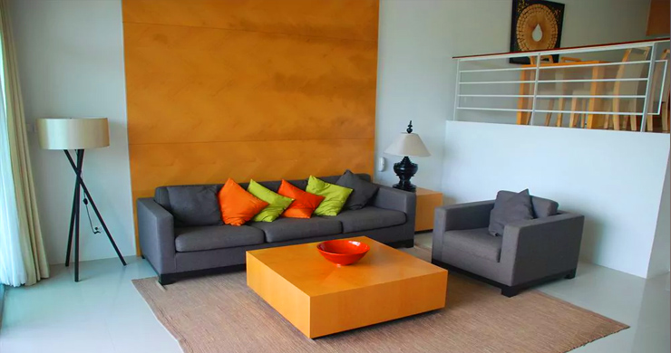Modern 2 Bedroom Freehold Condo In Choeng Mon-4