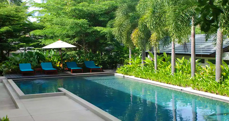 Modern 2 Bedroom Freehold Condo In Choeng Mon-12