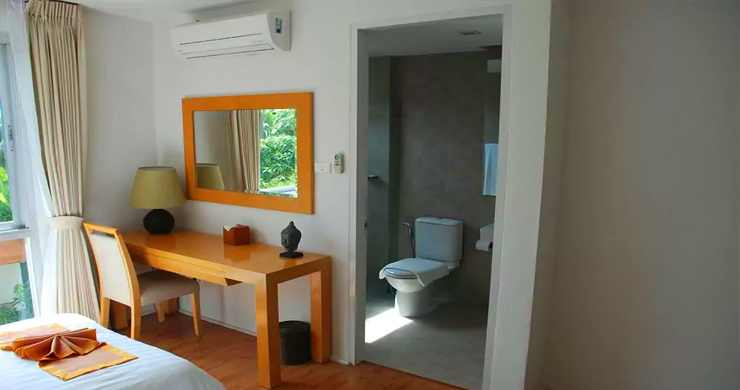 Modern 2 Bedroom Freehold Condo In Choeng Mon-5