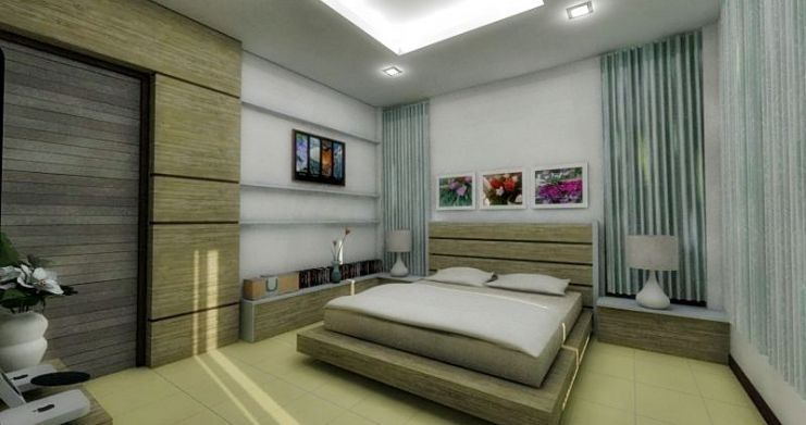 Modern 2 Bedroom Townhouses For Sale in Bophut-8
