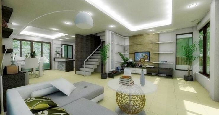 Modern 2 Bedroom Townhouses For Sale in Bophut-2