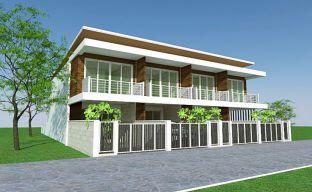 Modern 2 Bedroom Townhouses For Sale in Bophut