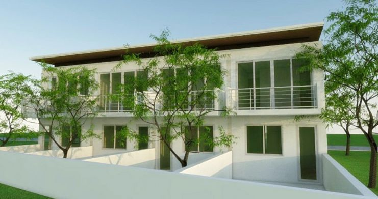 Modern 2 Bedroom Townhouses For Sale in Bophut-6