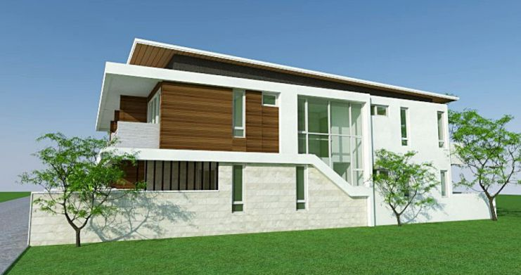 Modern 2 Bedroom Townhouses For Sale in Bophut-5