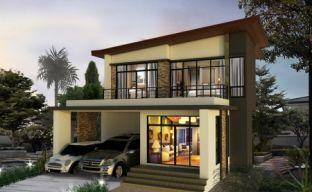 2 Bedroom Modern Villa For Sale In Bophut