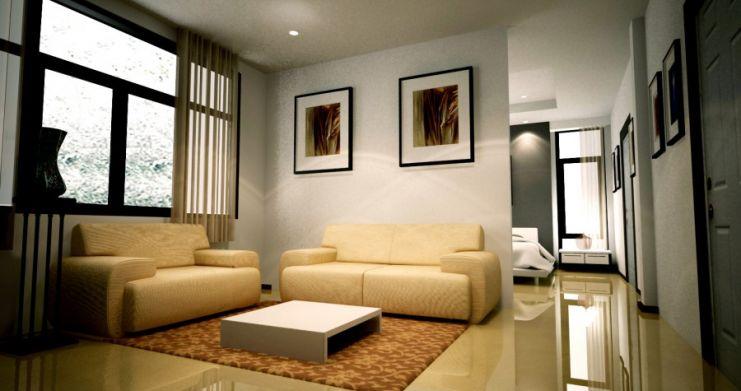 2 Bedroom Modern Villa For Sale In Bophut-2