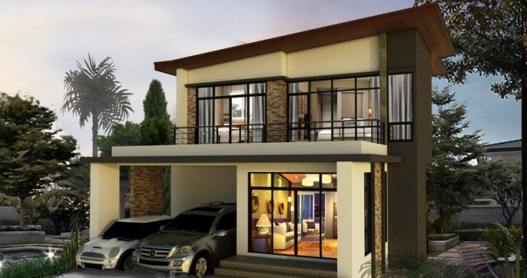 2 Bedroom Modern Villa For Sale In Bophut-3