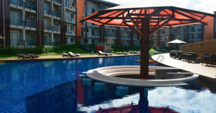 Freehold One Bedroom Condo For Sale in Bangrak-13