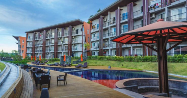 Freehold One Bedroom Condo For Sale in Bangrak-14