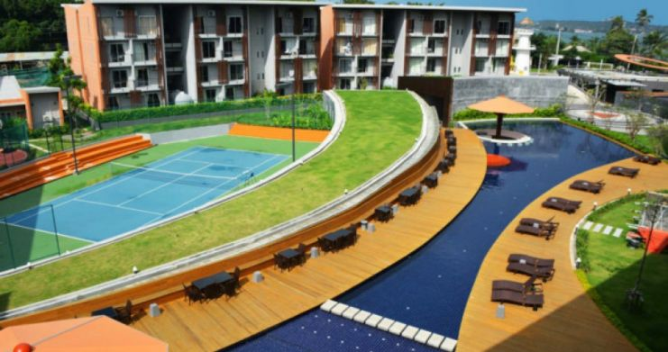 Freehold One Bedroom Condo For Sale in Bangrak-15
