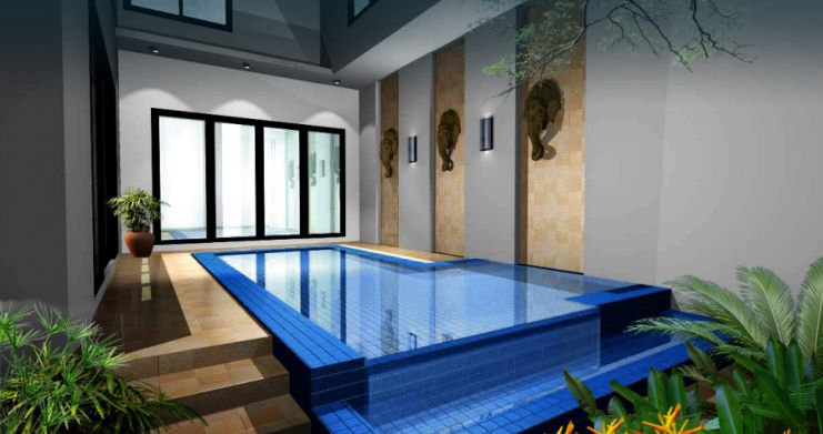 2 Story Modern Pool Villa For Sale In Bophut-3
