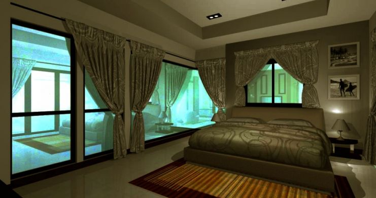 2 Story Modern Pool Villa For Sale In Bophut-4