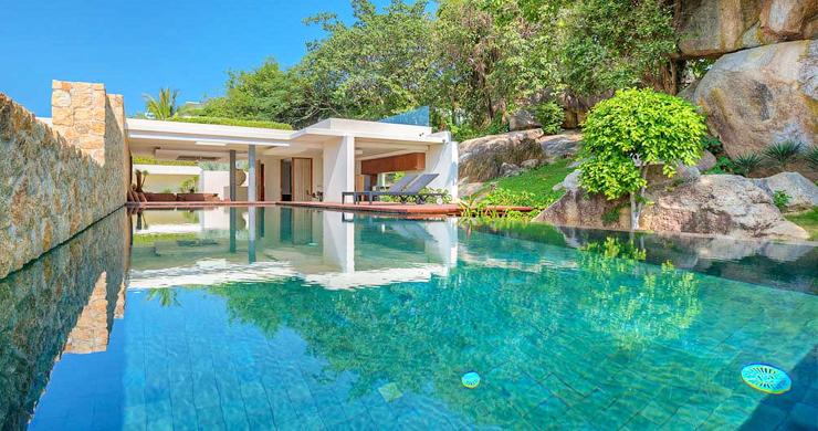Stunning Ocean Front Villa in Choeng Mon-2