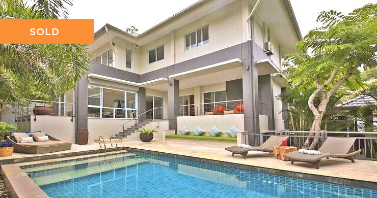 Exclusive Luxury 6 Bedroom Pool Villa For Sale-1