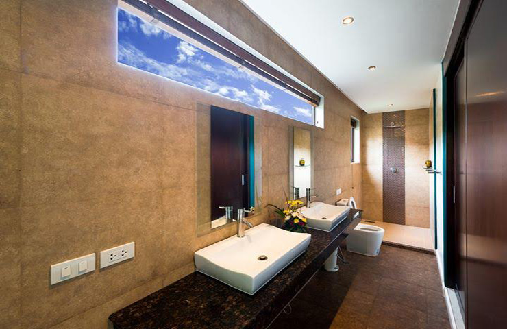 2 Bedroom Luxury Sea View Townhouses In Chaweng-7