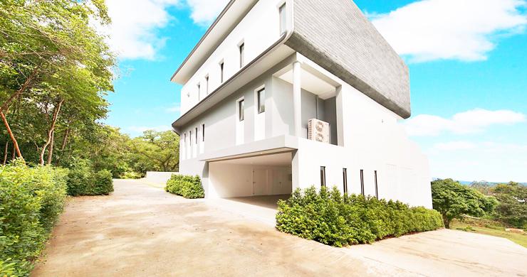 New Ocean View Luxury Pool Villas on Bophut Hillside-16