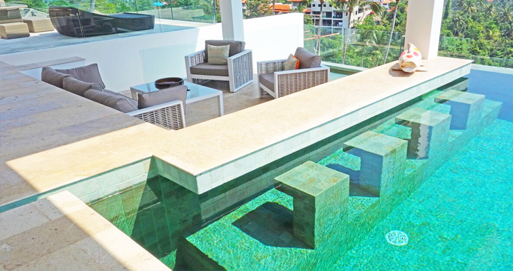 Modern Tropical Sea View Villa for Sale in Chaweng Noi-7
