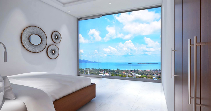 Luxury 3 Bedroom Sea View Villa in Chaweng-9