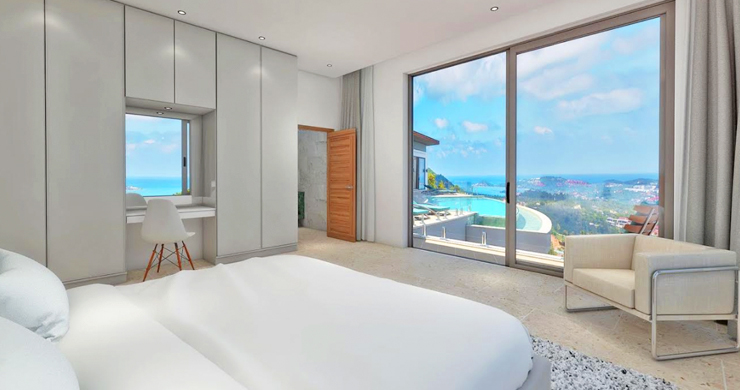 Luxury 3 Bedroom Sea View Villa in Chaweng-7
