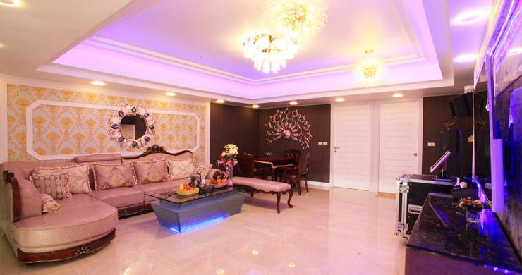 New Luxury Sea View Duplex Villa for Sale in Plai Laem-4