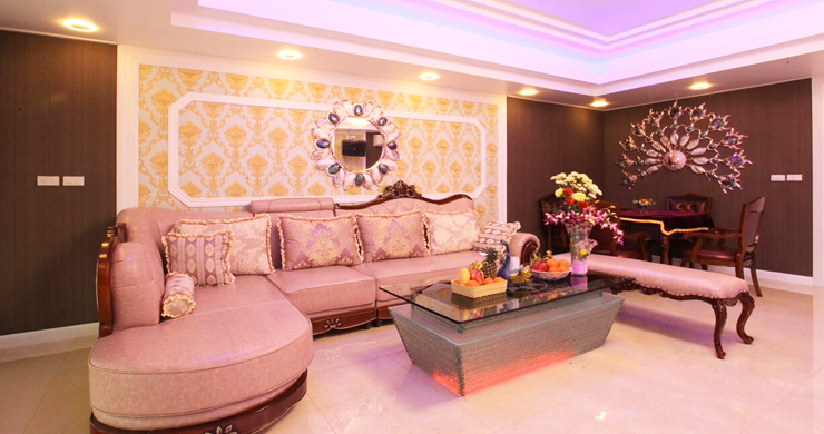 New Luxury Sea View Duplex Villa for Sale in Plai Laem-2