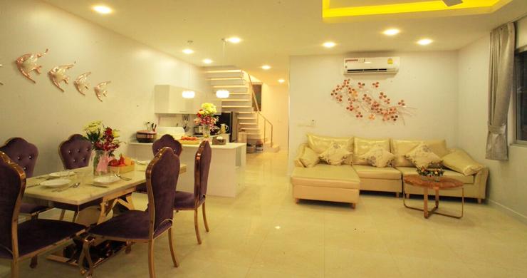 New Luxury Sea View Duplex Villa for Sale in Plai Laem-6