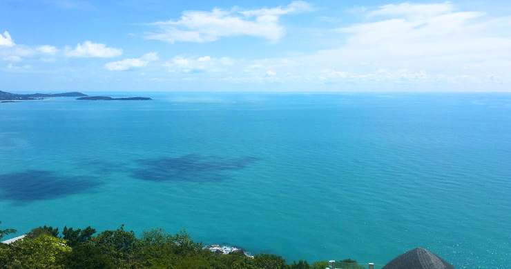 270° Panoramic Sea View Land in Chaweng Noi -3